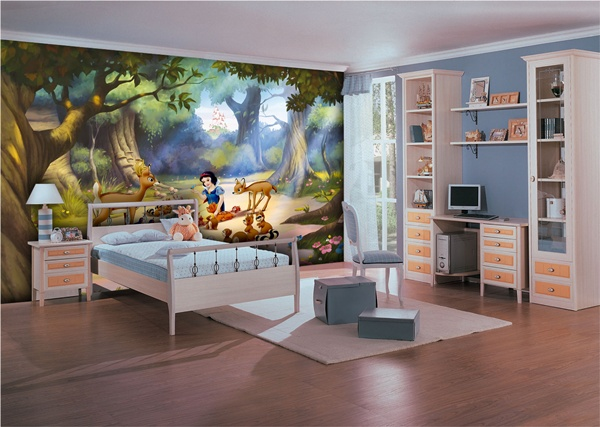 Murales para paredes fotomurales decorativos para paredes for Vinilos infantiles pared baratos